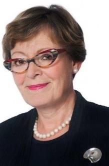 Bestyrelsesformand Liselotte Højgaard
