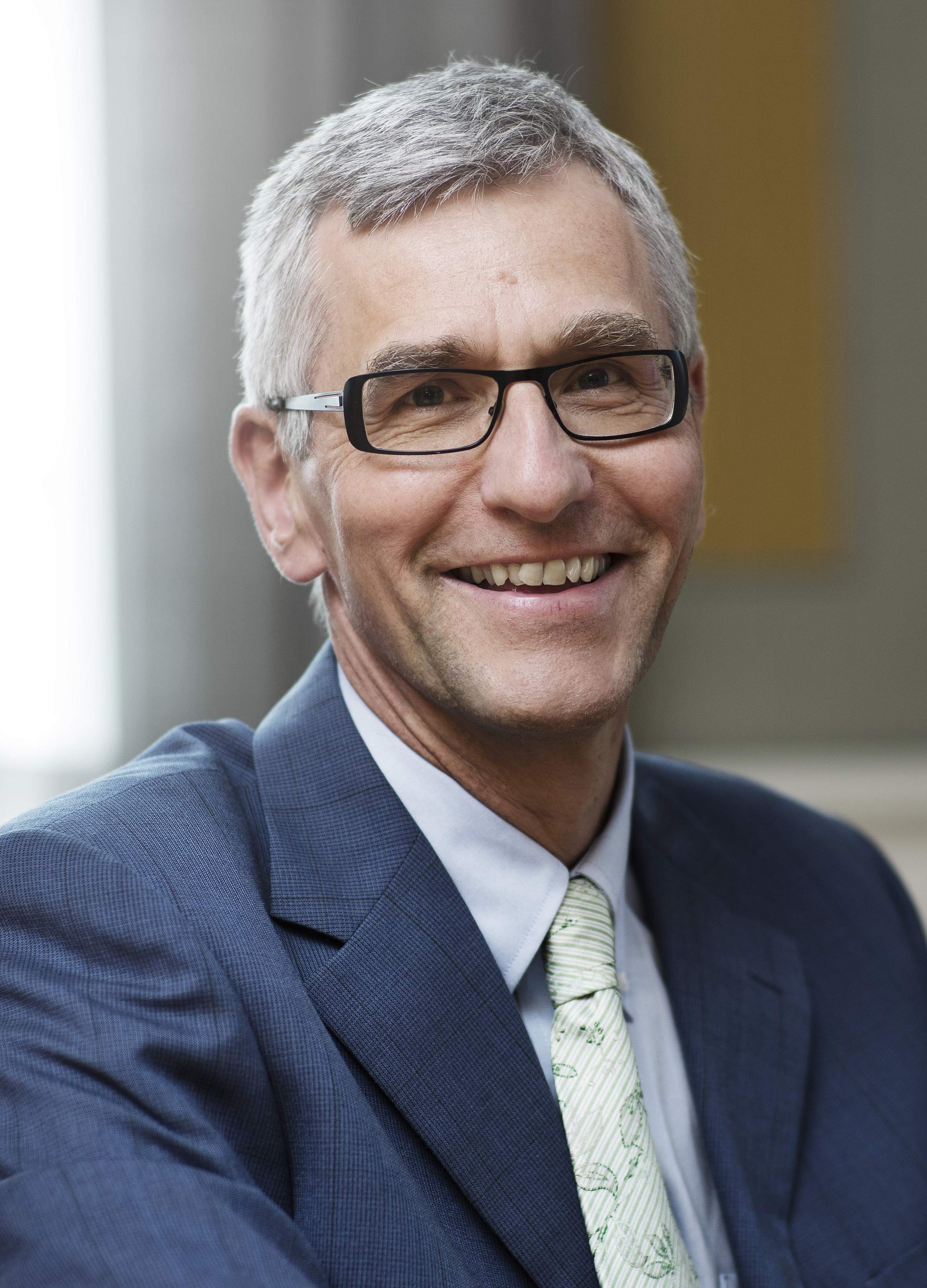 CEO of the DNRF, Professor Søren-Peter Olesen (Photo: DNRF)