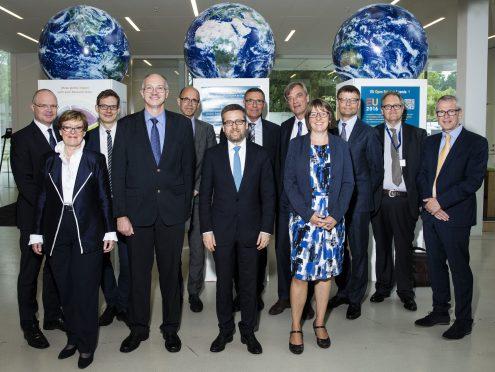 EU commissioner Carlos Moedas at DTU