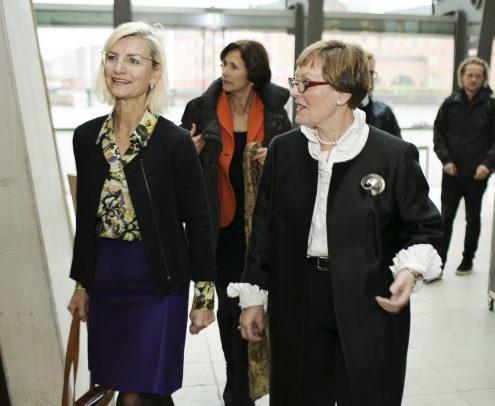 Dansk Grundforskningsfond, jubilæum, Dronningesalen, Diamanten, foto: Mikkel Østergaard