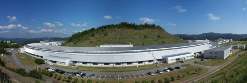 he SPring-8 synchrotron facility in Japan, where the researchers conducted the experiments (Photo: Wikimedia Commons)
