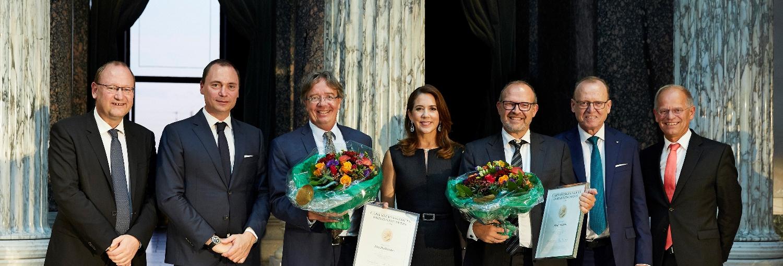 Poul Nissen, Carlsbergfondets Forskningspris 2018
