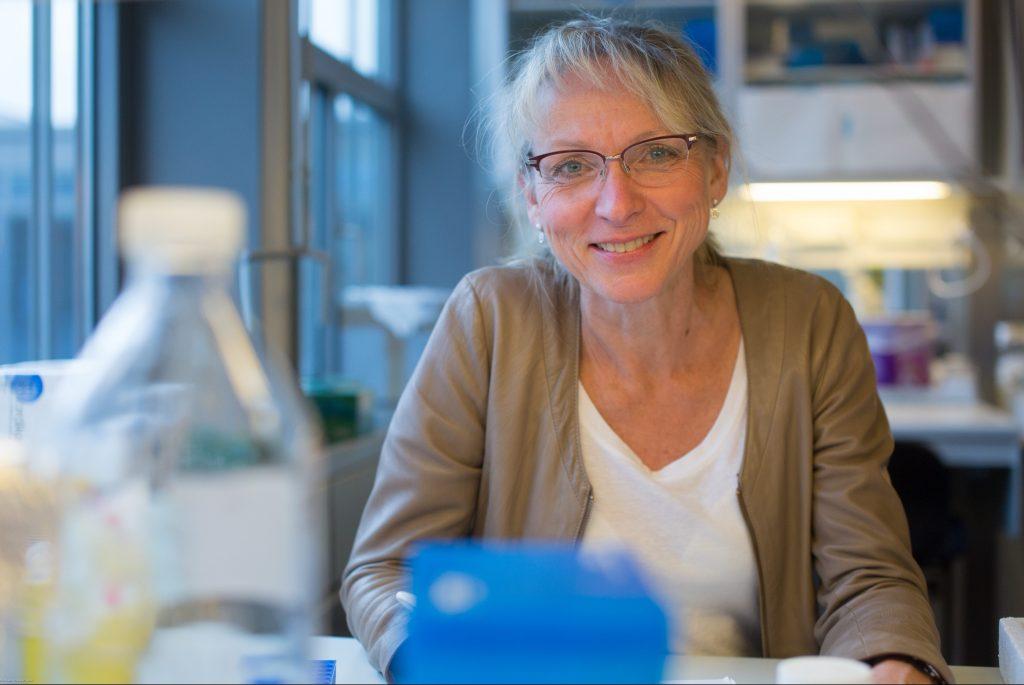 Professor Susanne Mandrup.