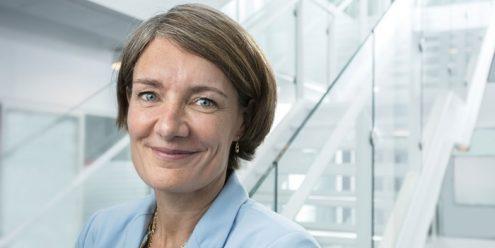 Professor Anja Boisen modtager en stor bevilling fra BII til udviklingen af lægemiddelovervågning.