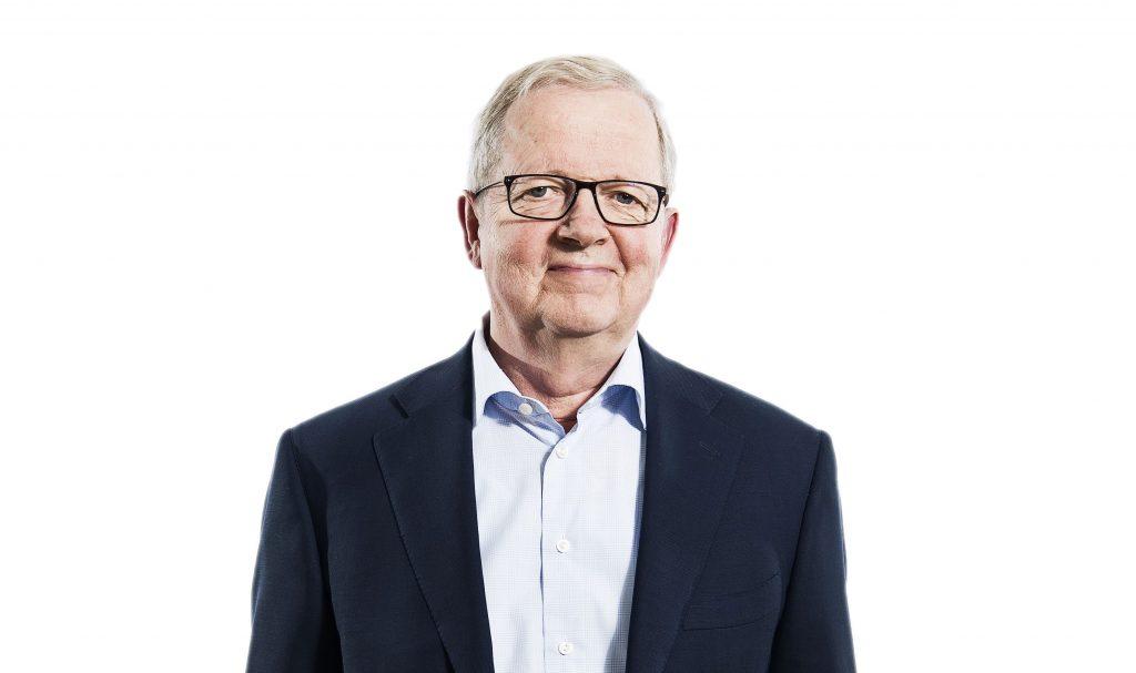 Formand for Danmarks Grundforskningsfond, professor Jens Kehlet Nørskov (Foto: DTU)