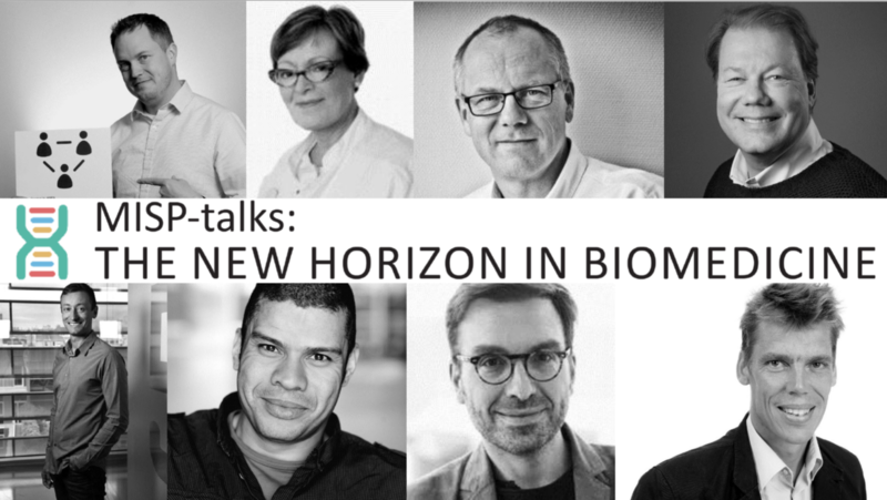 Foto: MISP-talks: The New Horizon in Biomedicine