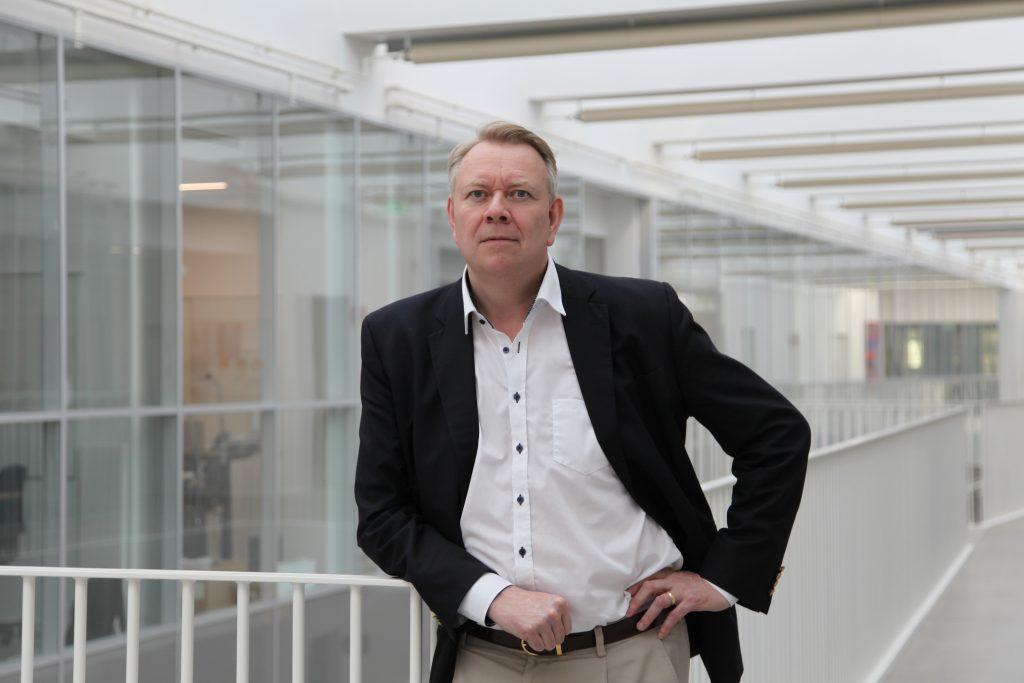 Professor Jørgen Ellegaard Andersen, tidligere centerleder ved grundforskningscenteret QGM, der nu skal stå i spidsen for det nyoprettede center QM på SDU.