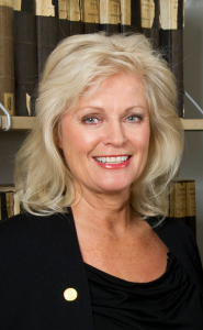 Professor Vigdis Broch-Due, medlem af bestyrelsen for Danmarks Grundforskningsfond