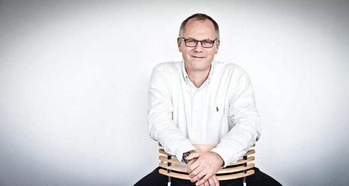Professor Jens Lundgren.