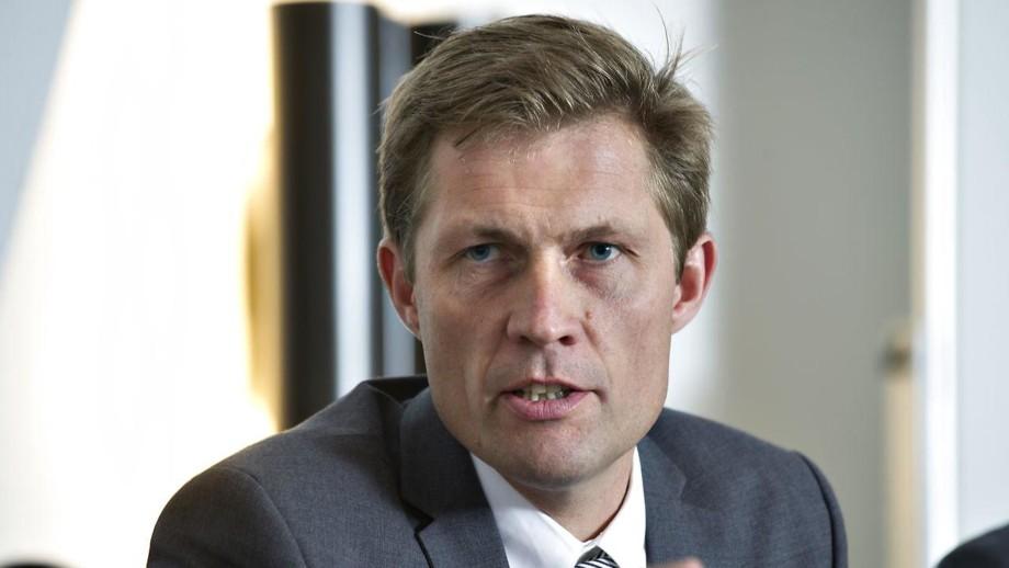 Centerleder Claus Thustrup Kreiner fra CEBI.