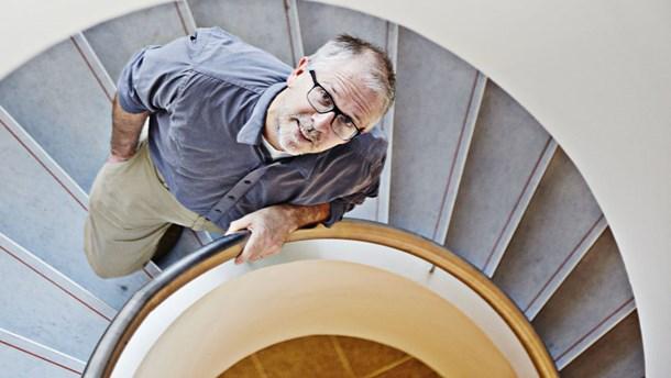 Professor Jørgen Kjems.