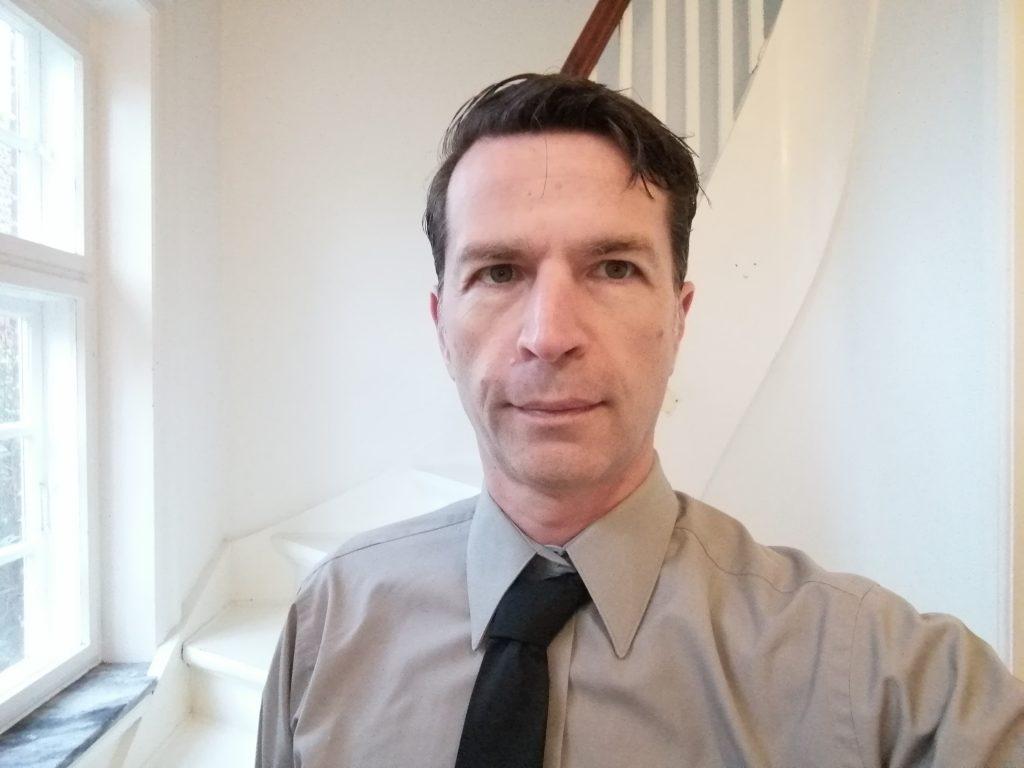 Professor Staffan Persson.