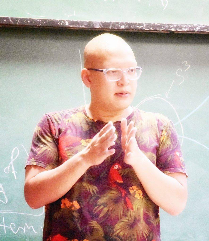 Professor Vivek Shende